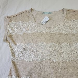 Lace Top Medium